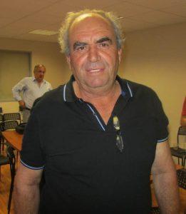 Κώστας Κατσούλης, πρόεδρος της ΕΑΣ Μεσσηνίας