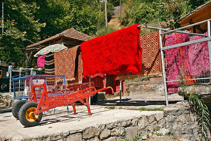 Νεροτριβές: Οι οικολογικές μπουγάδες της Θεσσαλίας