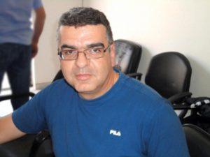 Παναγιώτης Παγάνης, μέλος του ΔΣ της ΕΑΣ Μεσσηνίας