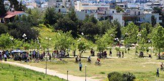 Νέο νομικό καθεστώς για το πάρκο Τρίτση