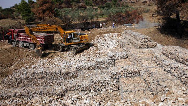 Στη γραμμή εκκίνησης δύο αντιπλημμυρικά έργα ύψους 4,2 εκατ. ευρώ, στην Πέλλα