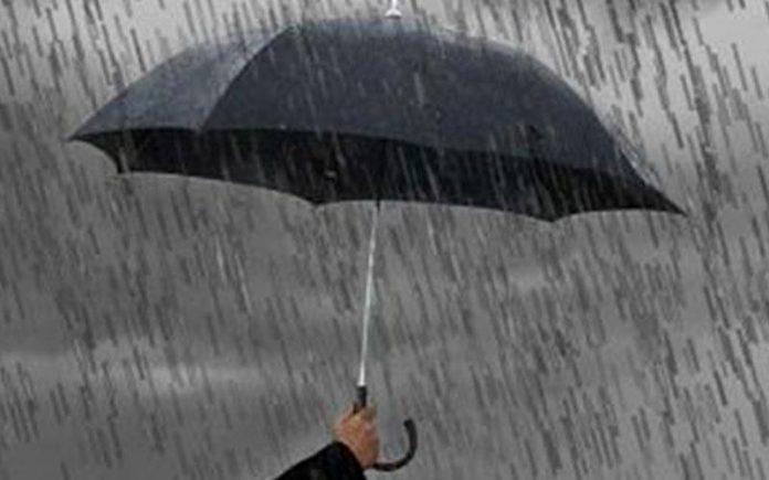 Βροχές και καταιγίδες στα περισσότερα μέρη της χώρας και αυτό το Σαββατοκύριακο