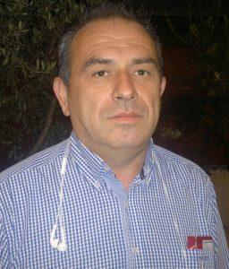 Νίκος Στεργίου, πρόεδρος του Αγροτικού Συνεταιρισμού Πελεκάνος