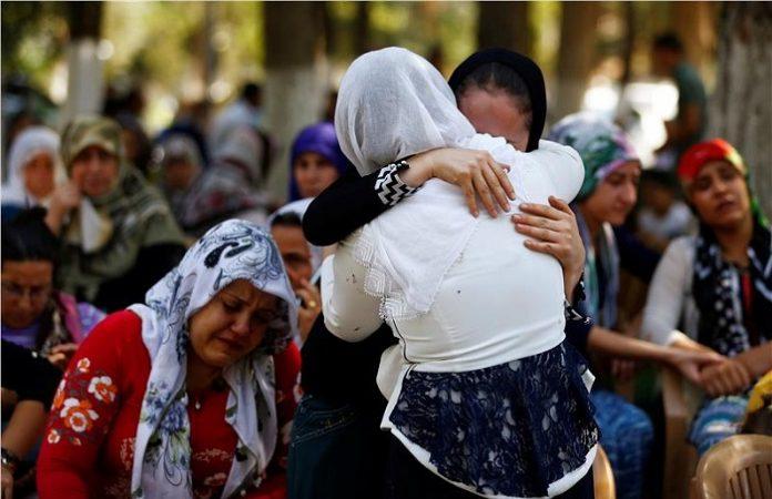 Τουρκία: 50 νεκροί από επίθεση σε γαμήλια τελετή