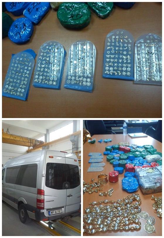 Πρόστιμο 140.000 ευρώ για παράνομη εισαγωγή εμπορευμάτων