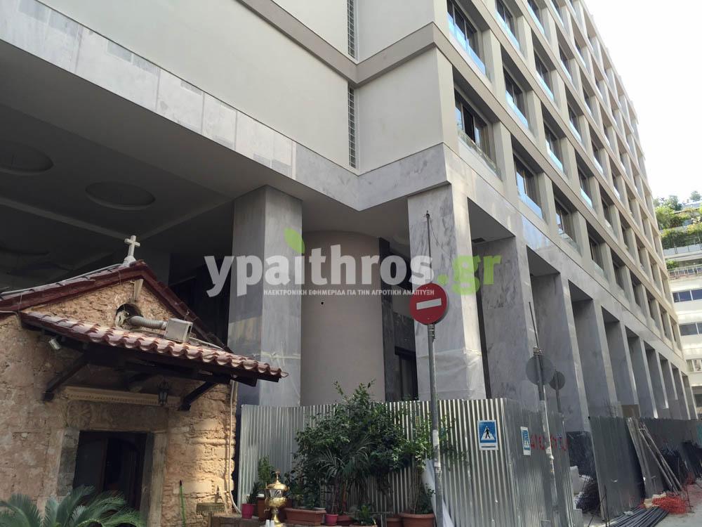 Αποκαλύφθηκε το νέο 5άστερο ξενοδοχείο της Αθήνας