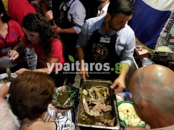 Σίφνος: Αυλαία για το «10ο Φεστιβάλ Κυκλαδίτικης Γαστρονομίας Ν.Τσελεμεντές»