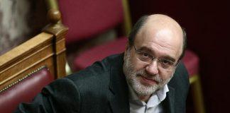 «Δύσκολη» βλέπει μια νέα ρύθμιση 100 δόσεων για χρέη στην Εφορία ο Αλεξιάδης