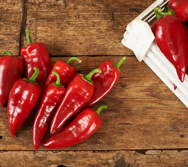 Από τα ακριβότερα κηπευτικά με… διαφορά είναι οι πιπεριές Φλωρίνης