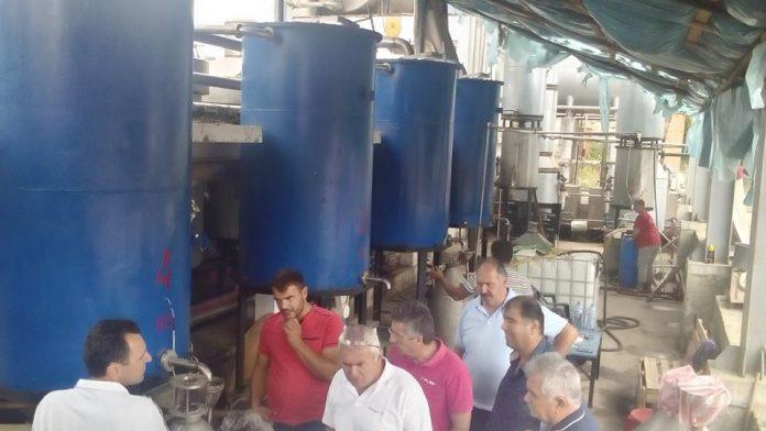 Ενημερωτική επίσκεψη στη Βουλγαρία για τα ΑΦΦ