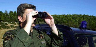 Επ' αυτοφώρω σύλληψη για παράνομη θήρα στην Κρητηνία