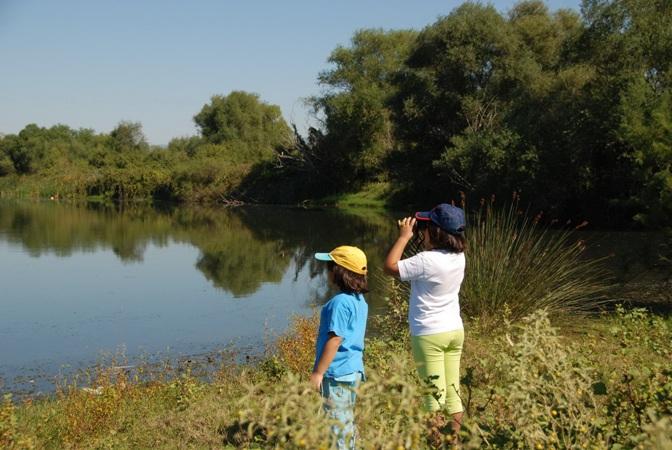 Γνωρίζοντας την φύση στο Γαλλικό Ποταμό