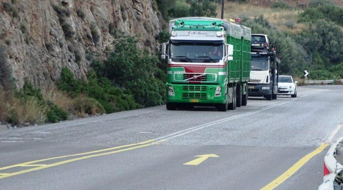 Διαμαρτυρία αυτοκινητιστών για πρόστιμα χρήσης παραδρόμων