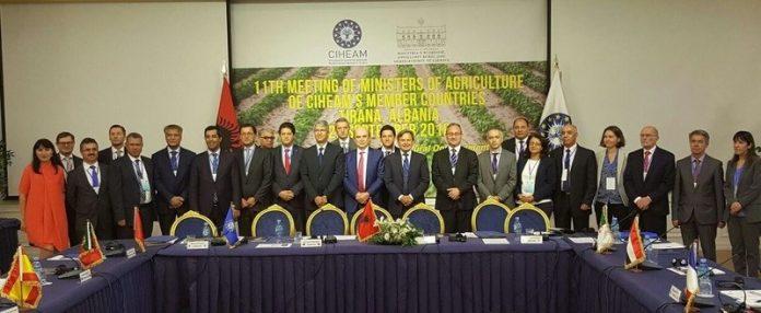 Συμμετοχή Κασίμη στην 11η Διάσκεψη Υπουργών Γεωργίας των Κρατών-Μελών του CIHEAM