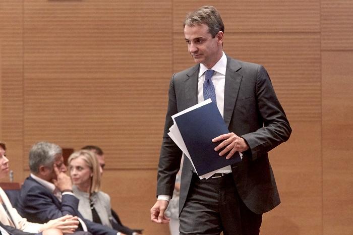 Κ. Μητσοτάκης στη ΔΕΘ: Στα σκαριά η γαλάζια «Συμφωνία αλήθειας»
