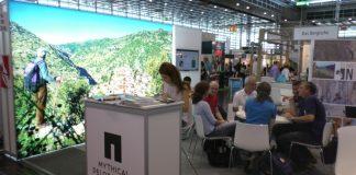 """Η Πελοπόννησος στην διεθνή έκθεση """"Tour Natur 2016"""" στην Γερμανία"""