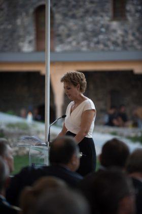 Σοφία Στάϊκου: Για μια Ελλάδα που μπορεί ακόμη να μεταδίδει φώς (Ομιλία της προέδρου & Φωτό)