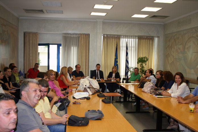Σύσκεψη για την καταπολέμηση του παραεμπορίου στην Περιφέρεια ΑΜΘ