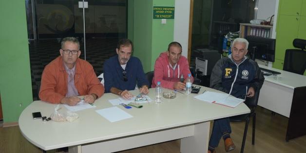 Χαμόγελα για την παραγωγή στην ΟΠ Οσπρίων Λαρισαίων Αγροτών