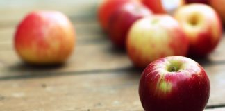 Βλέπουν Κουρεμπέ σήμερα οι μηλοπαραγωγοί της Αγιάς