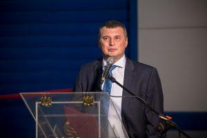 Ο διευθύνων σύμβουλος της EuroChem Ευρώπης, Andriy Savchuk