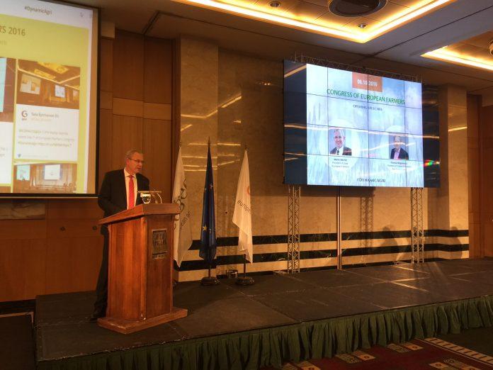 T. Magnusson: Κρίσιμος ο ρόλος των Συνεταιρισμών στις νέες συνθήκες