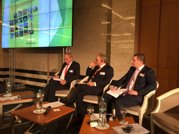 Μάρτιν Μέριλντ: Ανταγωνιστική, καινοτόμα και αειφόρα οικονομία