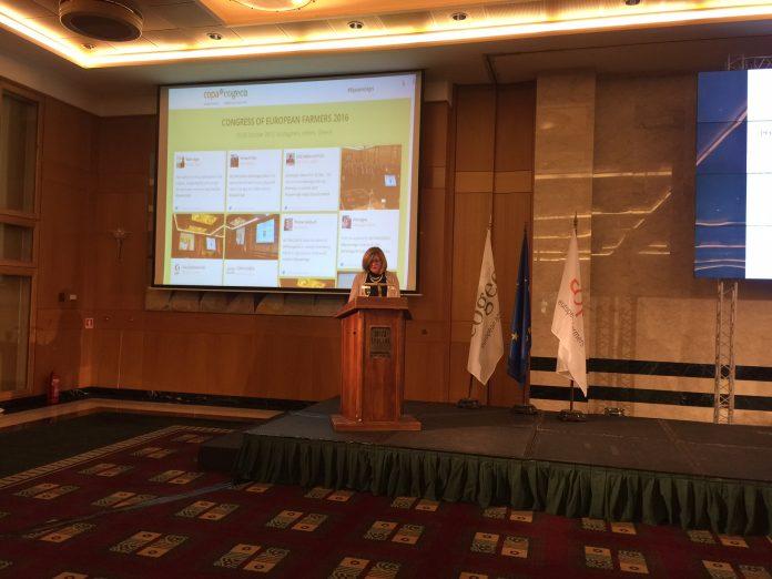 G. Matecna:Η τροφική αλυσίδα ψηλά στην ατζέντα της ευρωπαϊκής προεδρείας