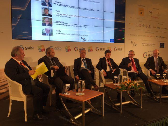 Συνέδριο GAIA Επιχειρείν: Τα προβλήματα και οι προοπτικές μας δυναμώνουν