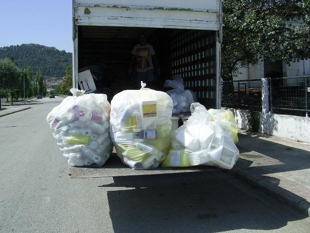 Λάρισα: Συγκέντρωση κενών συσκευασιών φυτοφαρμάκων