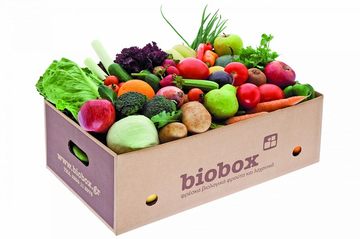 Aπό τη διαφήμιση στην παραγωγή βιολογικών προϊόντων