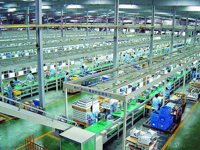Άνοδο 2% σημείωσε η βιομηχανική παραγωγή στη χώρα τον Σεπτέμβριο εφέτος, σύμφωνα με την ΕΛΣΤΑΤ