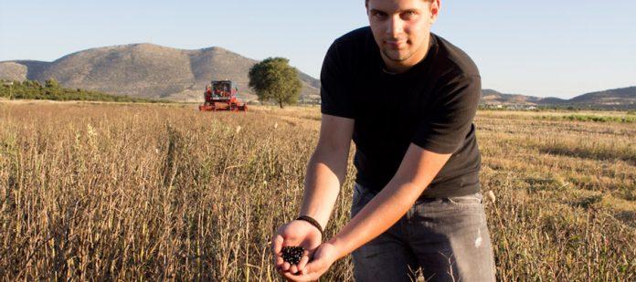 Η συνταγή της επιτυχίας για ένα νέο αγρότη
