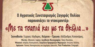 Ολοκληρώθηκαν οι εκδηλώσεις για τα 100 χρόνια δράσης του ΑΣ Ζαγοράς