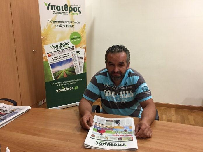 Βασίλης Καραντώνης: «Όταν θες να κάνεις το κάτι παραπάνω δεν πας πουθενά χωρίς πτυχίο»