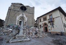 Nέα σεισμική δόνηση 6,5 ρίχτερ στην Κεντρική Ιταλία