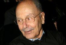 Με λοίμωξη του αναπνευστικού νοσηλεύεται στο «Ερρίκος Ντυνάν» Κωστής Στεφανόπουλος