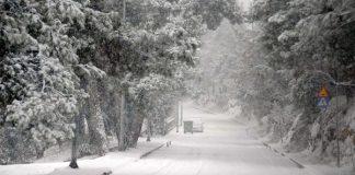 Αλλαγή στο σκηνικό του καιρού με βροχές, χιόνια και «βουτιά» της θερμοκρασίας