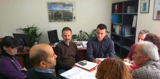Συνάντηση εργασίας για την χρήση ΑΠΕ σε έργα Διαχείρισης Υδατικών Πόρων