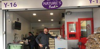 Νίκος Σιδέρης, Συνιδιοκτήτης Nature's Fresh
