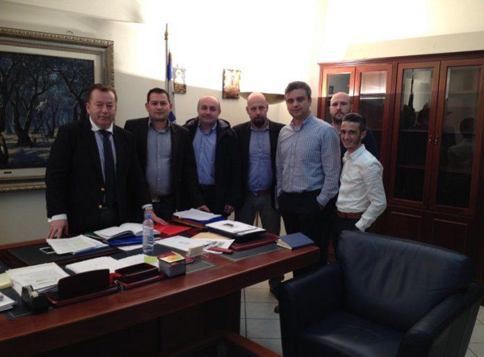 Συνάντηση Κόκκαλη με τους Νέους Αγρότες και την Πανελλήνια Ομοσπονδία Συλλόγων Γεωπόνων