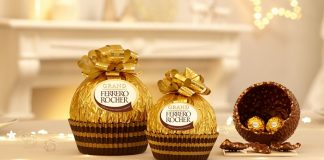 H Ferrero γιορτάζει τα 70 της χρόνια, καταναλώνοντας το ένα τρίτο της παγκόσμιας παραγωγής φουντουκιών