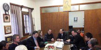 Τον Αγροτικό Συνεταιρισμό Ζαγοράς επισκέφθηκε ο Πρέσβης της Ταϊβάν
