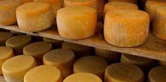 Δέσμευση 5,8 τόνων τυριών σε ψυκτική αποθήκη του Πειραιά
