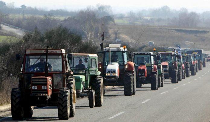 ΕΟΑΣΝΛ: Στα χωριά από Δευτέρα τα τρακτέρ, λίγες μέρες μετά στην Νίκαια