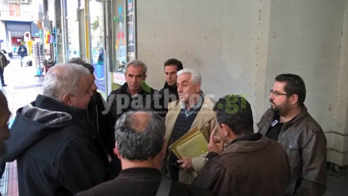 Δεν ικανοποιήθηκαν από τις απαντήσεις Αποστόλου οι αγρότες μετά τη συνάντηση στην Αχαρνών (upd)