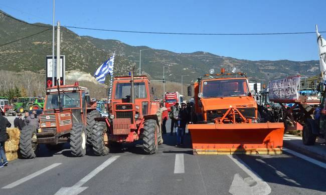 Ανησυχίες για το ενδεχόμενο αποκλεισμού των συνόρων από Έλληνες αγρότες εκφράζει η Βουλγαρία