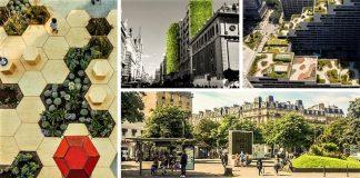 Δείτε 6 καταπληκτικά παραδείγματα Αστικών Κήπων