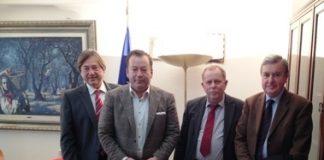 Συνάντηση Κόκκαλη με τον Σύνδεσμο Εισαγωγέων Αντιπροσώπων Μηχανημάτων