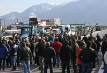 Μπλόκα: Την Πέμπτη 24 Ιανουαρίου στα Φάρσαλα οι τελικές αποφάσεις